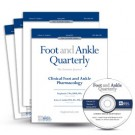 Foot and Ankle Quarterly (FAQ) - Purchase Back Issues; Discount on Complete Volumes