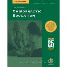 The Journal of Chiropractic Education