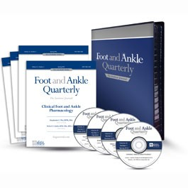 2018 - Foot and Ankle Quarterly (FAQ) Volume 29 - Annual Subscription