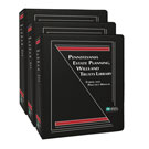 Pennsylvania Estate Planning Wills and Trusts Library Forms and Practice Manual