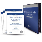 2019 - Foot and Ankle Quarterly (FAQ) Volume 30 - Annual Subscription